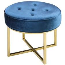 round bathroom ottoman wayfair
