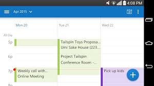 Outlook For Android Comes Out Preview Office Blogs