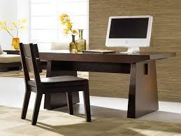 Cool Modern Desk The Brilliant Modern Desks For Home Office Pertaining To Residence