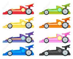 kid race car clipart free kid race car clipart