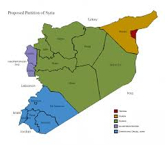 Homs Syria Map by To Resolve The Syrian Crisis Partition Is Necessary Yaleglobal