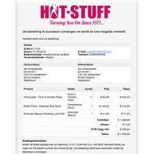 Order Confirmation Template by Email Invoice Template Rabitah Net
