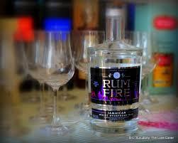 rum fire u201cvelvet u201d jamaican white rum u2013 review u2013 the lone caner