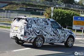 range rover svr 2017 land rover discovery 5 2017 20 august 2016 autogespot