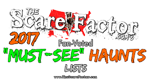 voting updates july 22 2017 the scare factor haunted house reviews