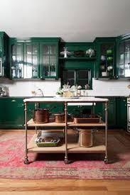 Green Kitchen Cabinets In Utah A Family Home Inspired By Guatemalan Heritage Design