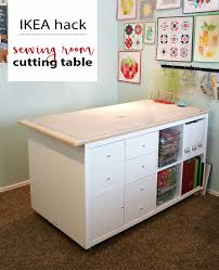 ikea kitchen cutting table diy sewing room cutting table ikea hack cutting tables sewing