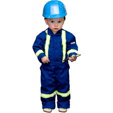 Spock Halloween Costume Gt 786 65 35 Poly Cotton Kid U0027s Unlined Coverall