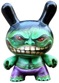 incredible hulk dunny color chemist bryan trampt library