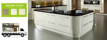 Kitchen Cabinet Door Replacement Cost by High Gloss Doors Buy High Gloss Kitchen Doors At Topdoors Co Uk
