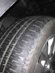 toyota tire wear excessive tire wear would alignment be covered warranty