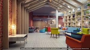 Home Loft Office Formakers Good Loft Office For The Developer Rostislav