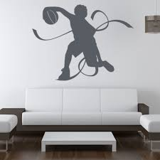 style and apply basketball player sport wall decal sport wall style and apply basketball player sport wall decal