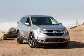 honda crv awd mpg 2017 honda cr v our review cars com