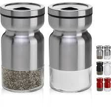 salt pepper shaker sets home kitchen