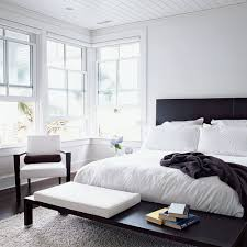 All White Bed Room All White Bedroom Interior Design For Home Remodeling Photo