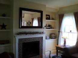 custom installation electric fireplace gallery