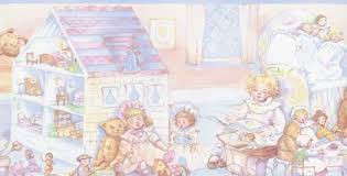 wallpaper by topics u003e nursery u003e teddy bears wallpaper u0026 border