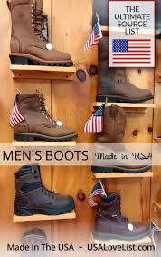 buy s boots usa s boots source list made in usa work boots hiking