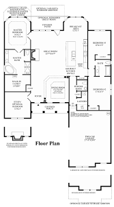 Manuel Builders Floor Plans The Hills At Southpoint The Waverly Home Design