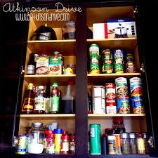 Spice Cabinet Organization Pantry U0026 Cabinet Organization Atkinson Drive