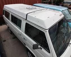 volkswagen vanagon camper westfalia camper van pop top conversion 80 91 vw vanagon t3 westy