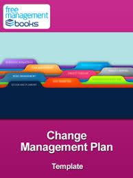 Change Management Plan Template Excel Management Plan Template