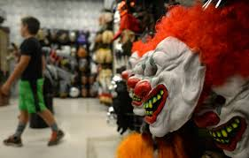 clown posts not funny to law enforcement local democratherald com