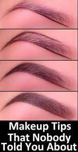 28 best straight brows how to images on pinterest make up