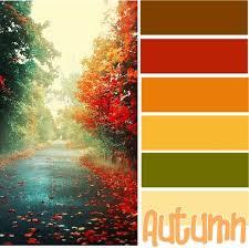 autumn colors latest pretty autumn color palette u the sweet