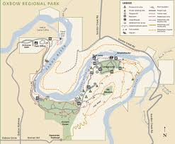 Map Of Oregon State Parks by Oxbow Regional Park Maplets