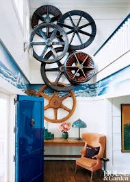 steampunk style industrial interior retro decor home easy home