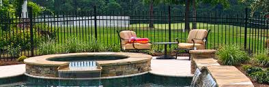 georgia pools pool fencing