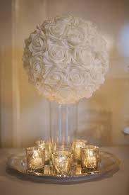 Wedding Reception Centerpiece Ideas Best 25 Flower Ball Centerpiece Ideas On Pinterest Flower Ball