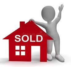 que signifie chambre la chambre vendue signifie l offre réussie sur estate