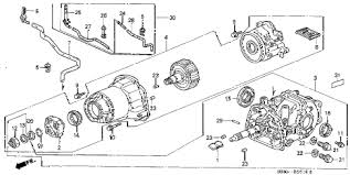 rear differential honda crv honda store 1998 crv rear differential parts