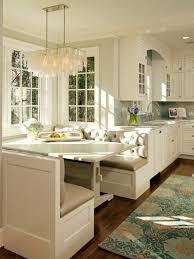 Best Kitchen Booth Table Ideas On Pinterest Kitchen Booth - White kitchen table with bench