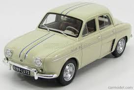 renault dauphine otto mobile ot127 scale 1 18 renault dauphine gordini 1093 1962