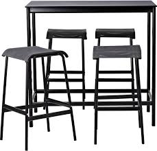 Ikea Bar Table And Stools Ikea Table Garpen Table Stools Ikea Garpen Bar Table And 4