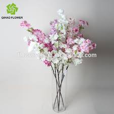 Cherry Blossom Tree Centerpiece by Cheap Wholesale Silk Flowers Artificial Cherry Blossom Branches