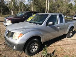 nissan frontier xe king cab nissan frontier king cab xe pickup in florida for sale used