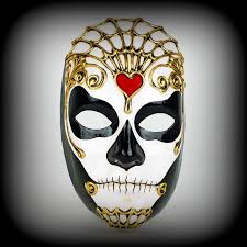 volto mask mystery venetian masquerade mask