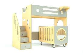 Loft Bed With Crib Underneath Loft Toddler Bed Beautiful Toddler Loft Bed Toddler Loft Bed