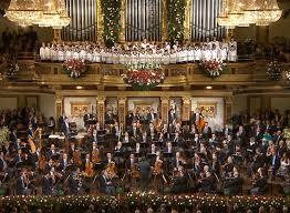 attend the new year s concert in vienna austria
