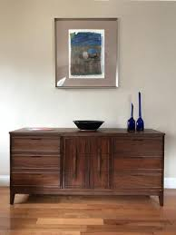 vintage mid century modern dresser credenza sideboard u2013 eclectic