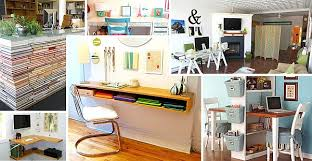 Diy Desks Ideas 18 Diy Desks To Enhance Your Home Office