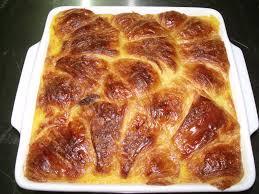 croissant bread pudding ina garten my fare lady