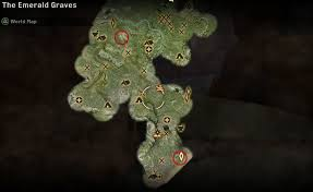 Crestwood Map Sharp Eyed Trophy Dragon Age Inquisition Ps4