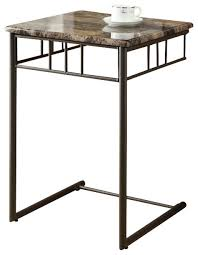 Marble Accent Table Marble Top Side Tables And End Tables Houzz