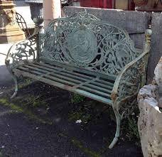 panchine da giardino in ghisa vendita panchine ghisa roma antiquariato monte vittorio